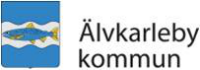 Älvkarlebykommun logo